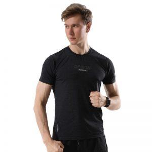 Áo thun thể thao design màu đen