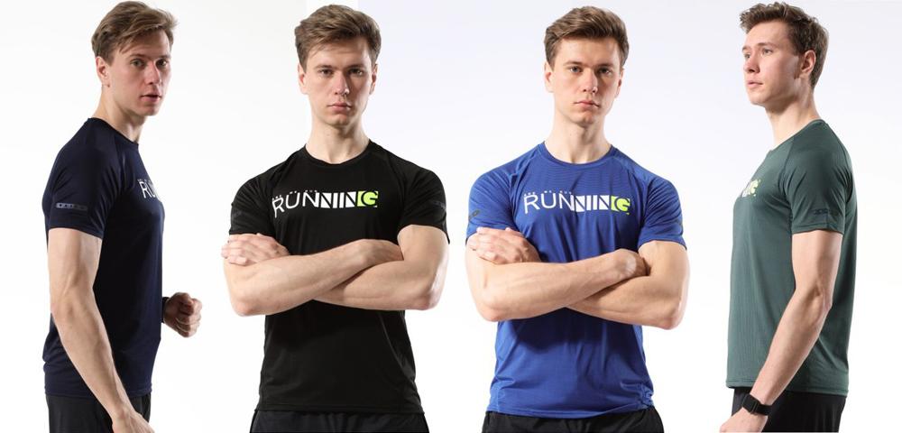 Áo thun thể thao running