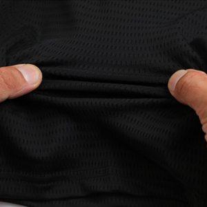 Quần shorts training tập gym e6 màu đen