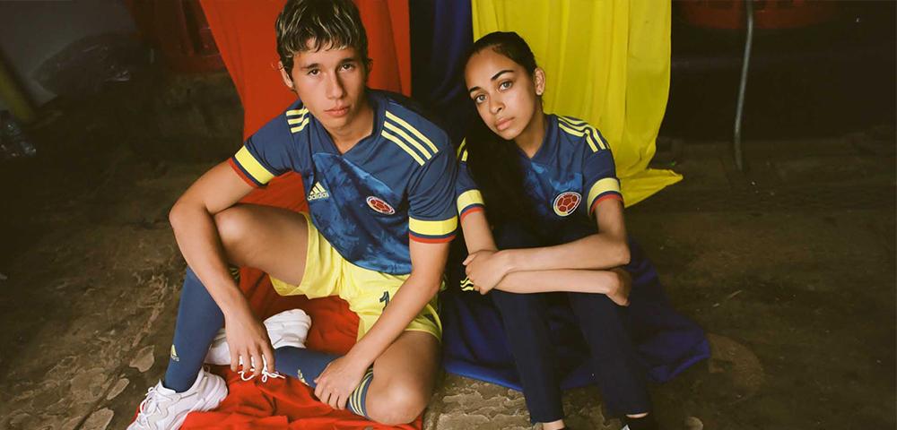 Áo đội tuyển colombia sân khách hàng thái lan